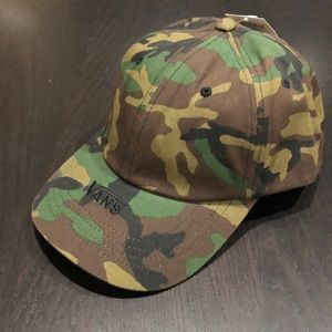 Vans Mayfield Curved Bill Hat